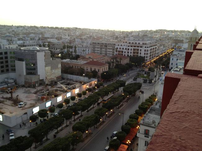 Visit Tunisia Avenue Habib Bourguiba