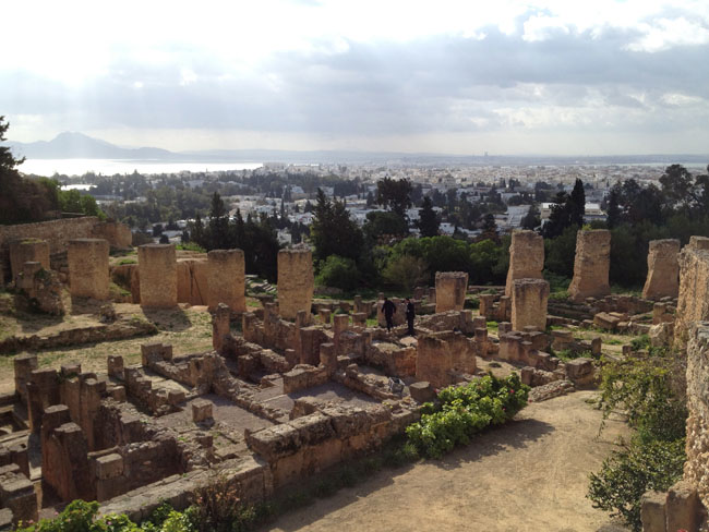Visit Tunisia Carthage