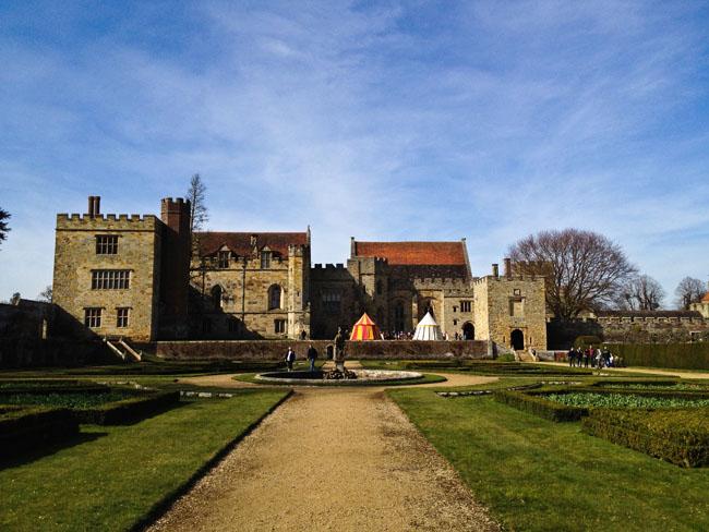 Garden of England Penshurst Place