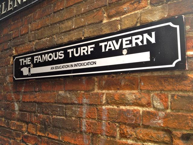 Historic Oxford Turf Tavern