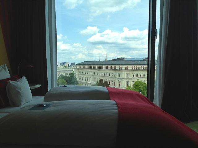 Summer In Vienna 25 Hours Hotel