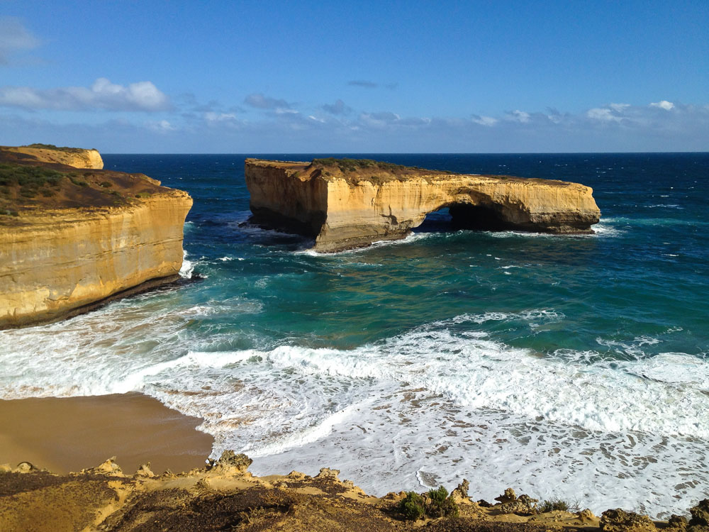 Great Ocean Road London Arch
