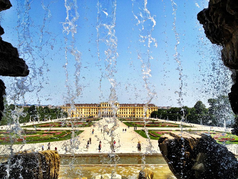 Schoenbrunn Palace Austria