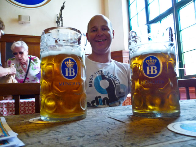 Career Advice Hofbrauhaus Munich