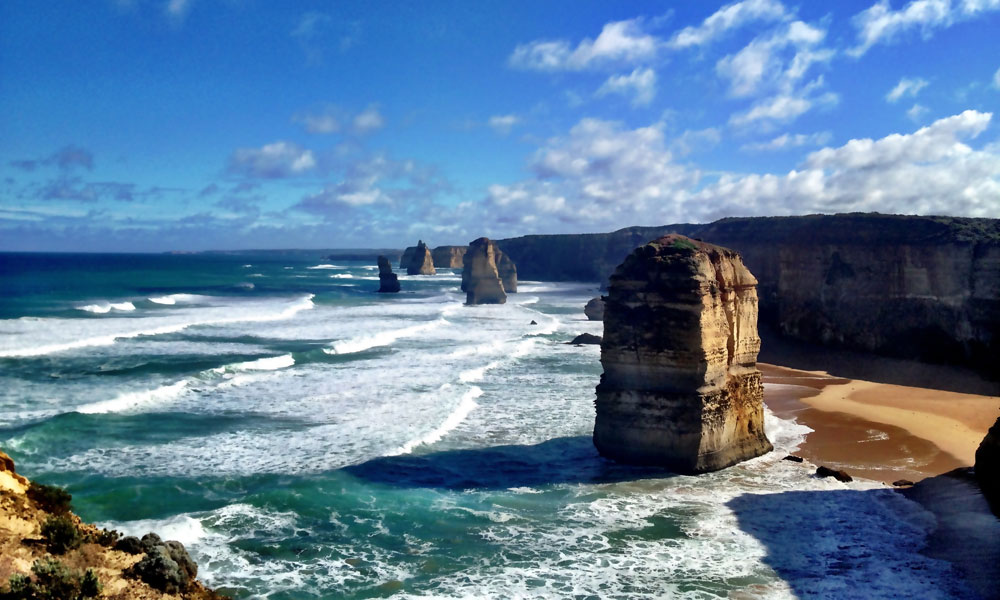 Driving The Great Ocean Road 12 Apostles West