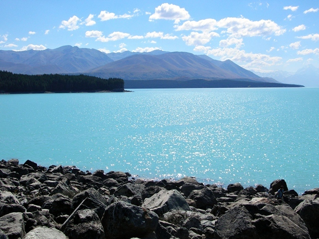 Must See Places Before You Die Lake Tekapo New Zealand