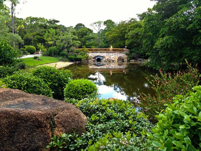 Visit To America Morikami Japanese Museum