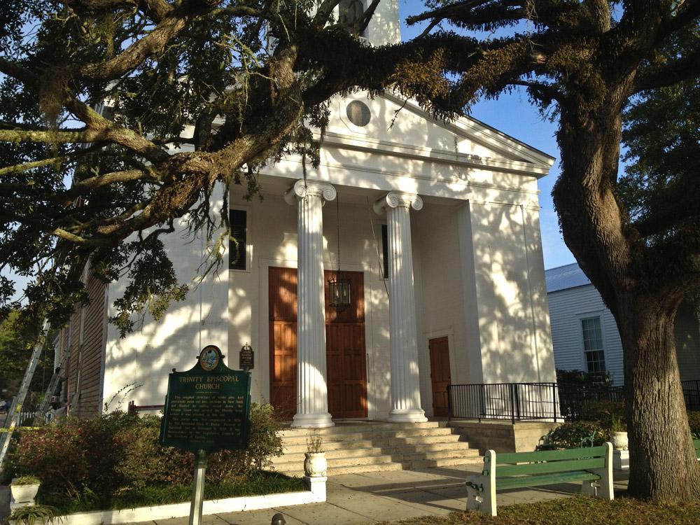 Trinity Episcopal Church Apalachicola Florida