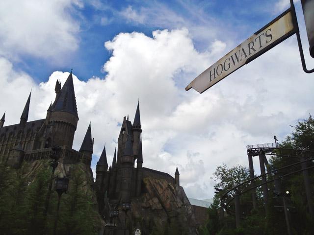 Visit To America Hogwarts