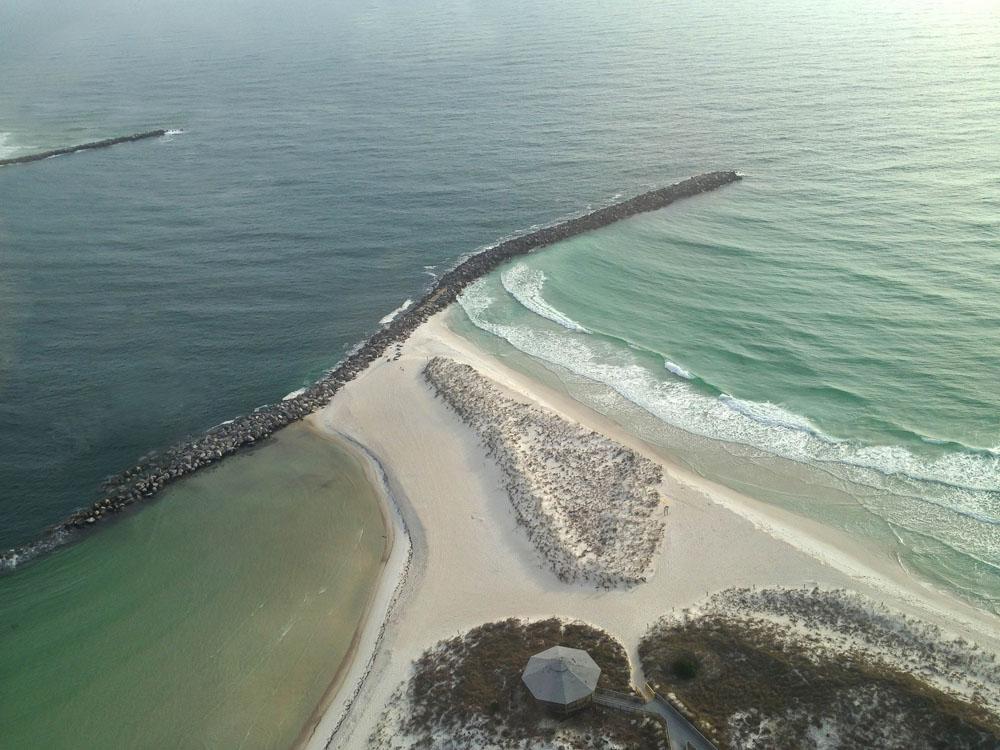 Panama City St Andrews State Park Florida