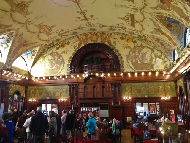 St Augustine Flagler College Dining Hall