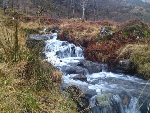 Travel Scotland Waterfalls