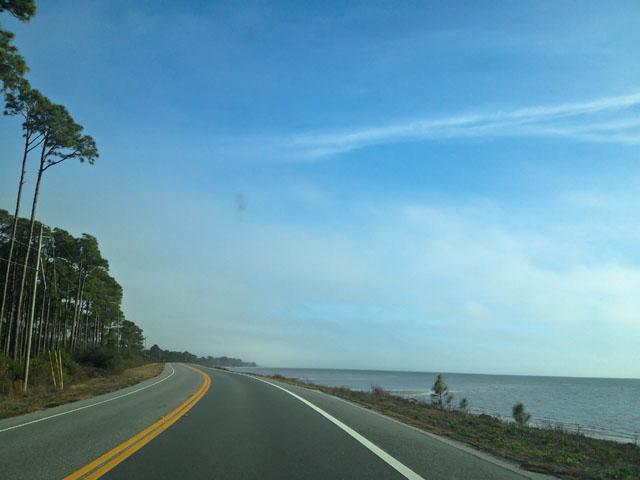 American Road Trip Driving