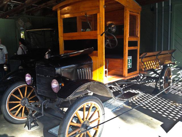 Henry Ford Model TT Truck