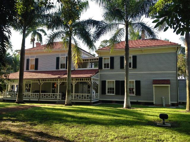 Thomas Edison Winter Estate
