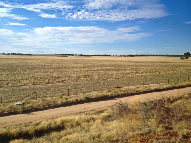 The Indian Pacific Perth To Kalgoorlie