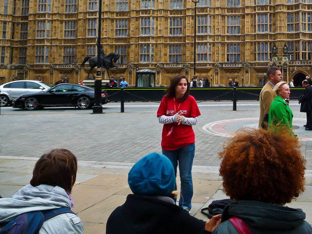 Free Walking Tour London