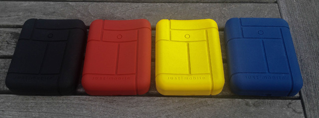 Just Mobile Gum Max Duo Skins