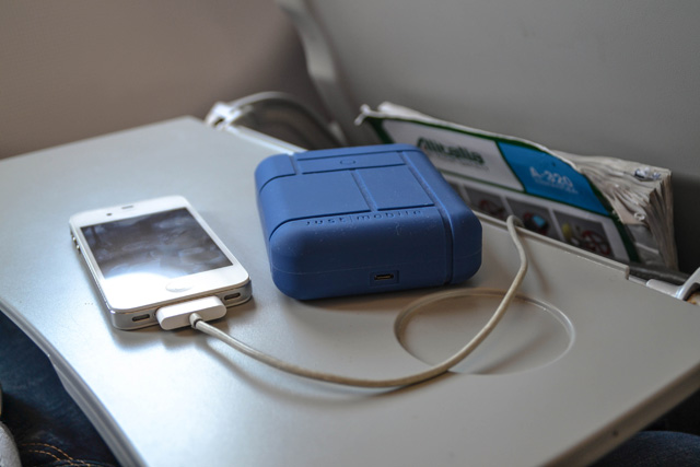 Travel Battery Charge On A Plane