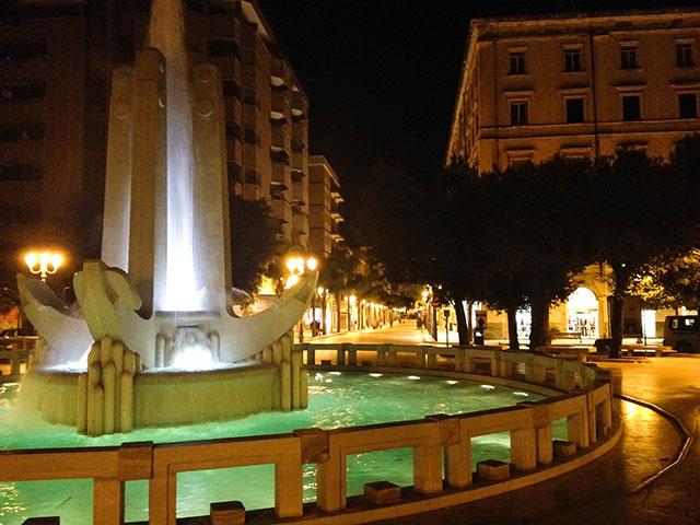 Brindisi Fountain