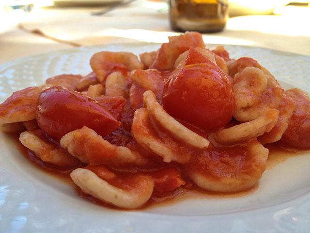 Brindisi Pasta Orecchiette