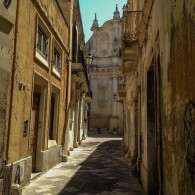 Wandering Around Lecce Italy