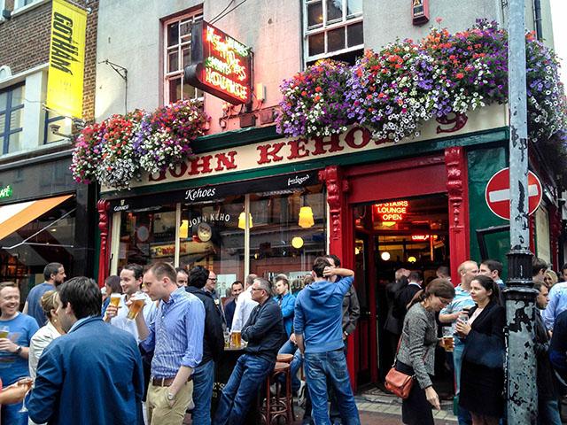 Dublin Pubs John Kehoes