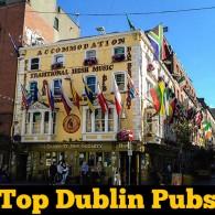 Top Dublin Pubs