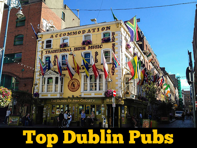 Top Dublin Pubs You Need To Visit