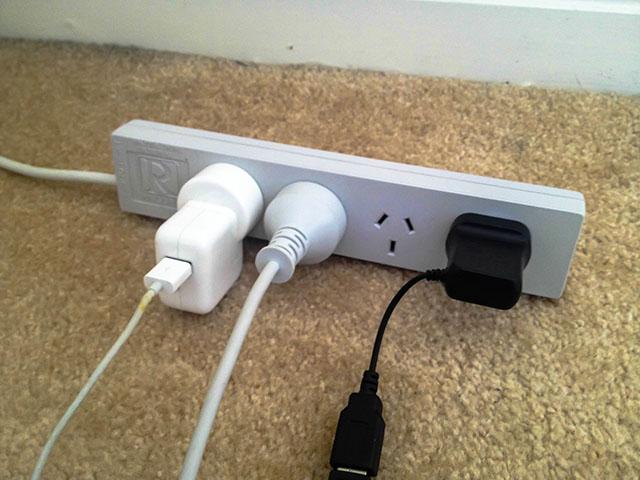 Travel Gadget Power Board