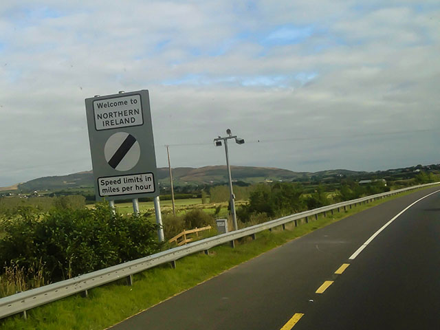 A Day Trip To Northern Ireland