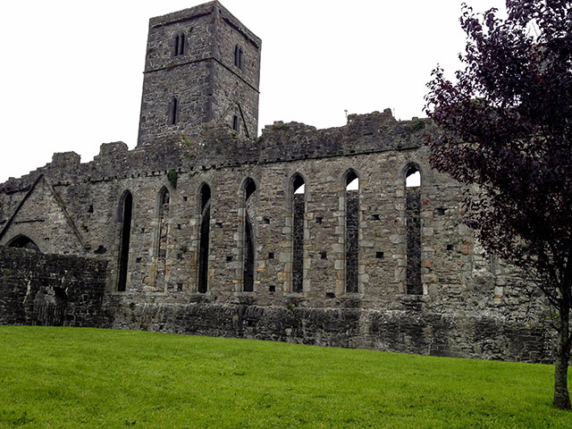 Things To Do In Sligo - Sligo Abbey