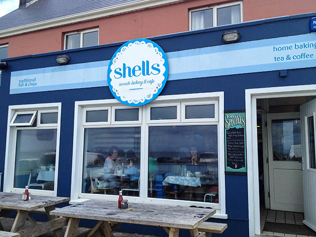 Things To Do In Sligo - Shells Cafe Strandhill
