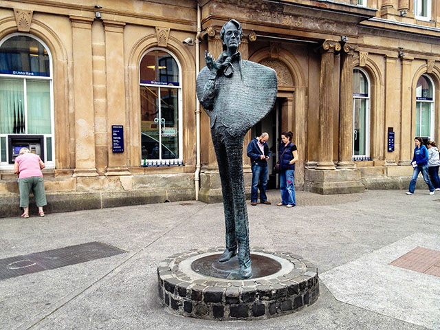 Things To Do In Sligo - Yeats Statue