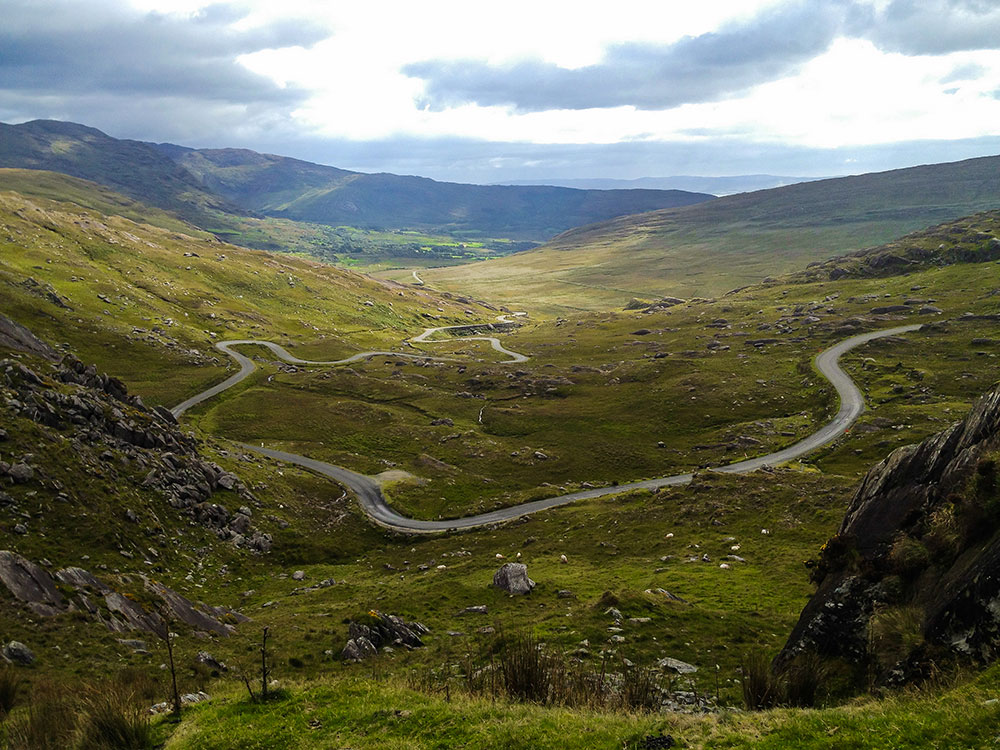 Healy Pass - West Cork