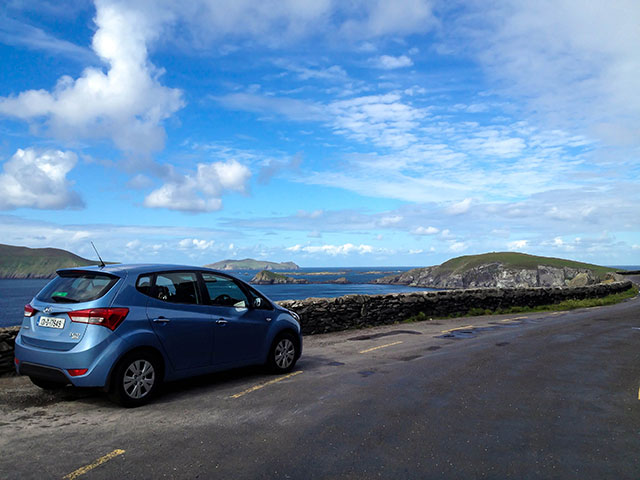 Irish Road Trip - Argus Care Hire