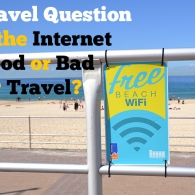 Travel Question - Travel And The Internet