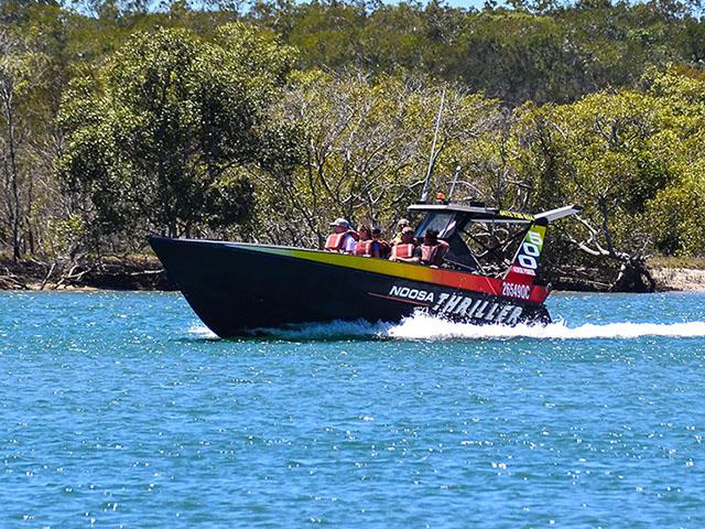 Explore By Boat - Sunshine Coast