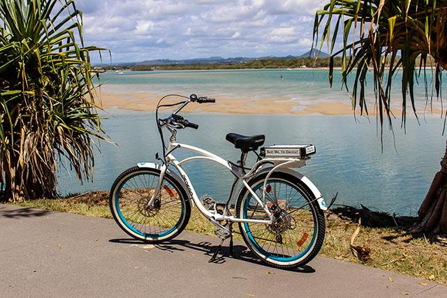 Exploring By Wheels Sunshine Coast