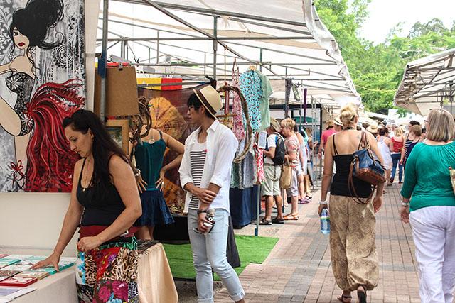 Shopping On The Sunshine Coast