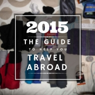 Travel Abroad 2015